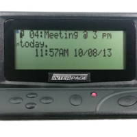 Big Z-200 Desktop/Vehicle Pager