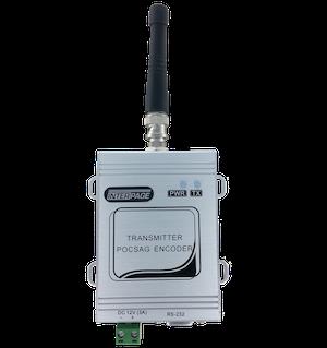 Z-100 Paging Transmitter
