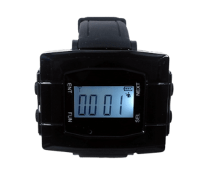 Table Call Wrist Receiver