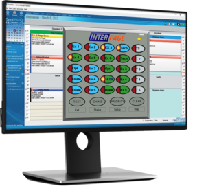 Inter Page Light-Signal Software